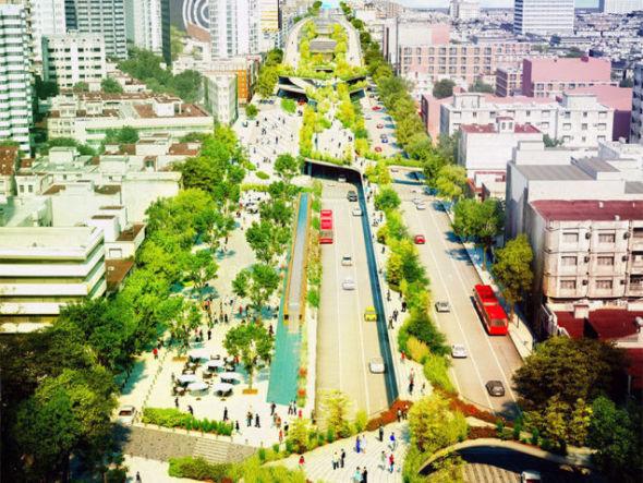 Fernando Romero defiende el proyecto del corredor Chapultepec