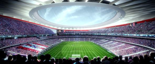 Carlos Slim colabora en la construcción del nuevo estadio del Atlético de Madrid