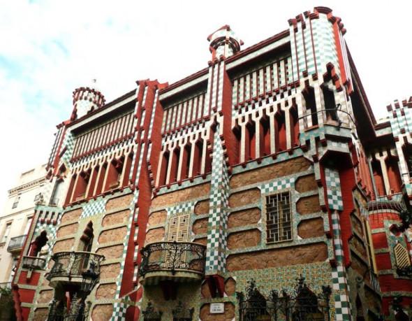 La primera vivienda proyectada por Antoni Gaudí será un museo
