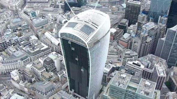 Y el peor edificio de Reino Unido es...