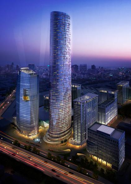 Fibra Uno retoma construcción de la torre más alta de la ciudad de México