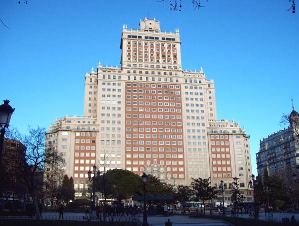 China y Madrid en desacuerdo por edificio con más valor icónico que arquitectónico