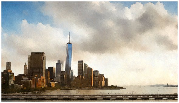 Los 541 metros de One World Trade Center