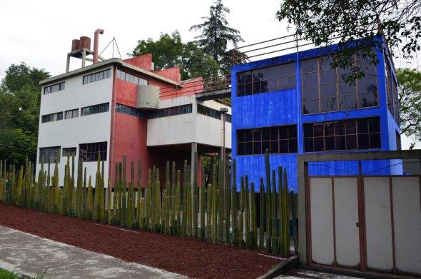 Juan O Gorman y la unificación de pintura y arquitectura