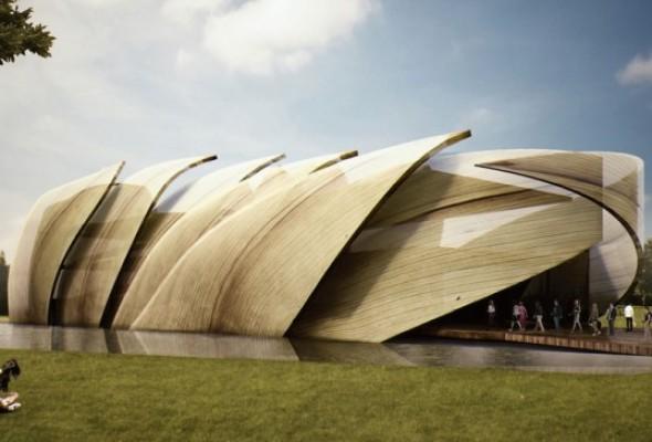 Pabellón Expo Milán de México hacia una Expo sustentable