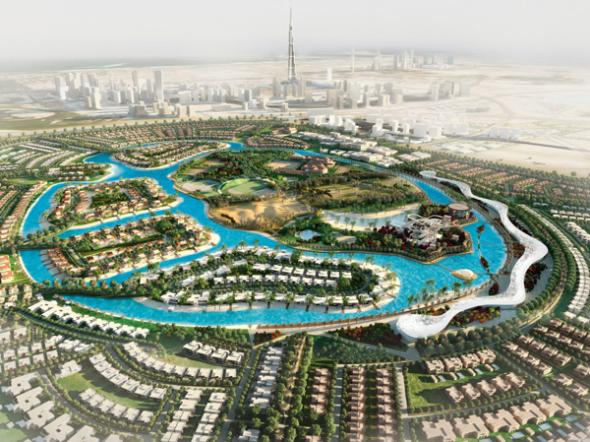 Una nueva tecnología permite construir lagunas artificiales de hasta 40 hectáreas
