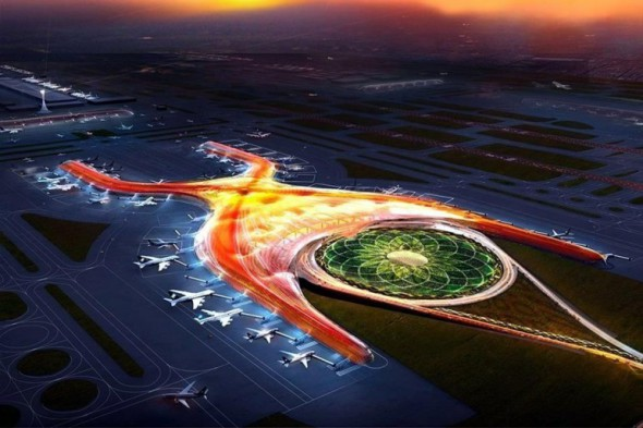 Inicia construcción del nuevo aeropuerto de Ciudad de México