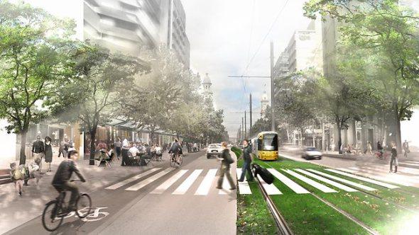 Arquitecto danés busca poner a Montevideo al nivel de Londres y Nueva York