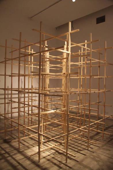 Exposiciones y Premios en la Bienal de Arquitectura