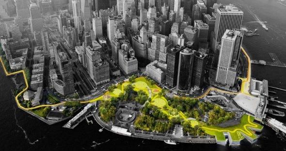 BIG es reconocido en los premios Holcim 2015 por proyecto sostenible en Nueva York