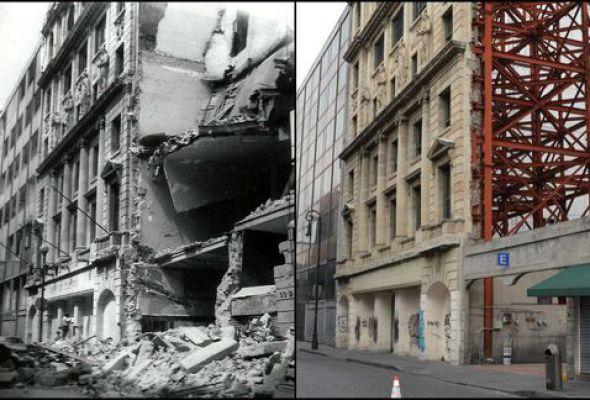 Resiste la Ciudad de México otro sismo como el de 1985