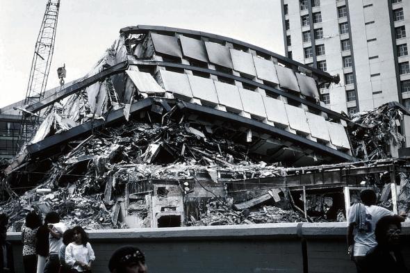 ¿Por qué en algunos países las edificaciones resisten a los grandes terremotos?