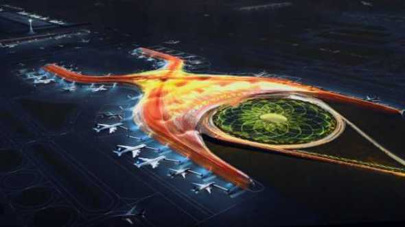 El Nuevo Aeropuerto Internacional de la Ciudad de México (NAICM): ¿Megaproyecto o Megafracaso?
