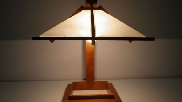 Las lámparas de Frank Lloyd Wright