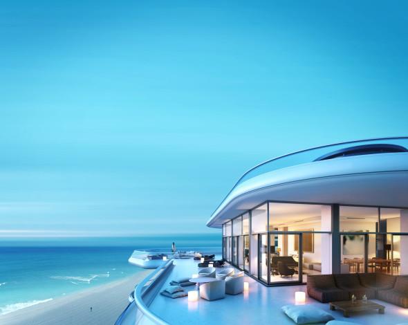 Penthouse de Norman Foster rompe record de 60 millones