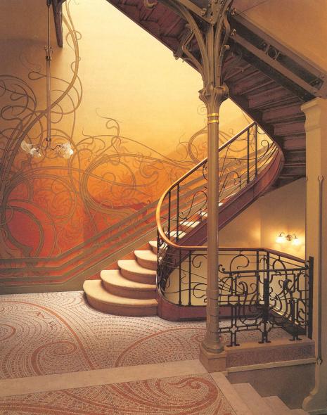 El primer edificio art nouveau del mundo