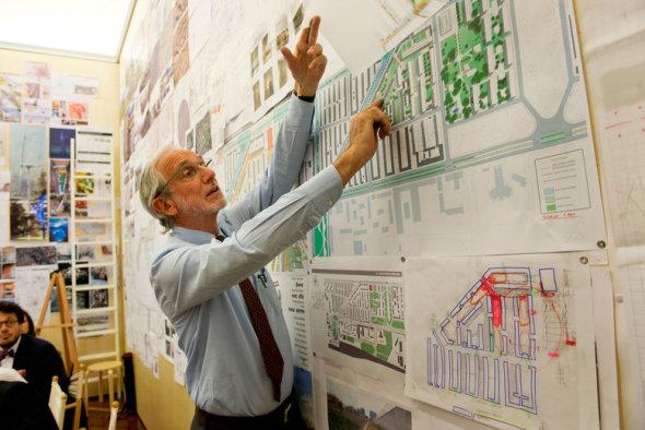 La ciudad es una bella invención. Renzo Piano