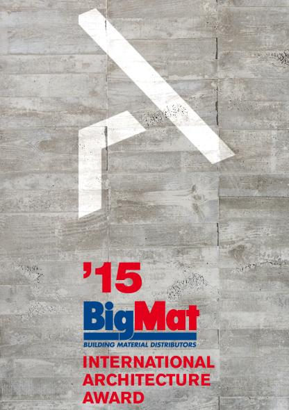 Recta final de los Premios Internacionales de Arquitectura Bigmat 2015