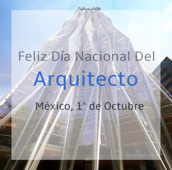 Día Nacional del Arquitecto en México