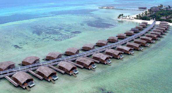 Hotel de 5 estrellas que funciona con energía solar