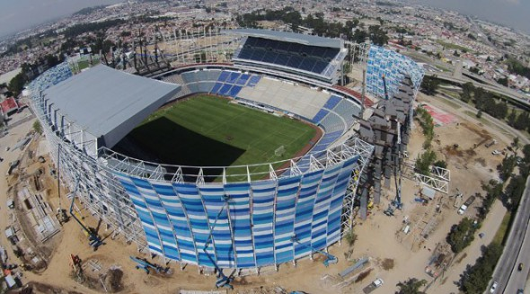 Estadio de Pedro Ramírez Vázquez cumple 47 años