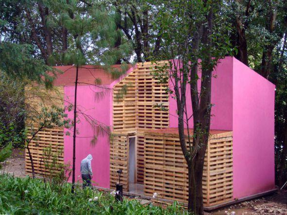 Las casas de 8,000 dólares diseñadas por Tatiana Bilbao