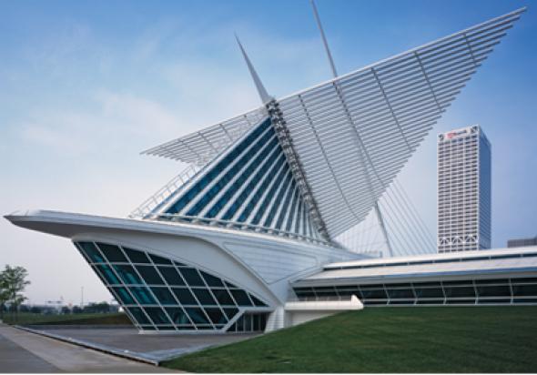Santiago Calatrava gana Premio Europeo de Arquitectura