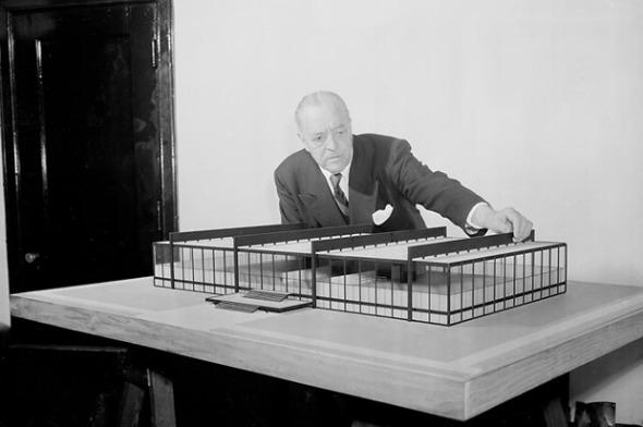 Menos es más, la frase de Mies Van Der Rohe que determinó la estética de la arquitectura contemporánea.