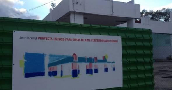 Jean Nouvel ya construye en La Habana
