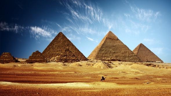 La tecnología ayudará a descubrir misterios en la construcción de las pirámides