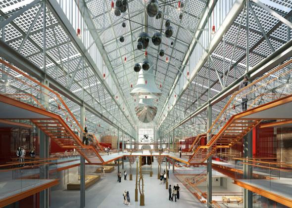 Renzo Piano planea rehabilitación de central eléctrica en Moscú