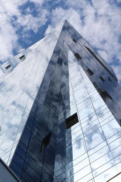 El edificio de lujo residencial de Daniel Libeskind en Sao Paulo