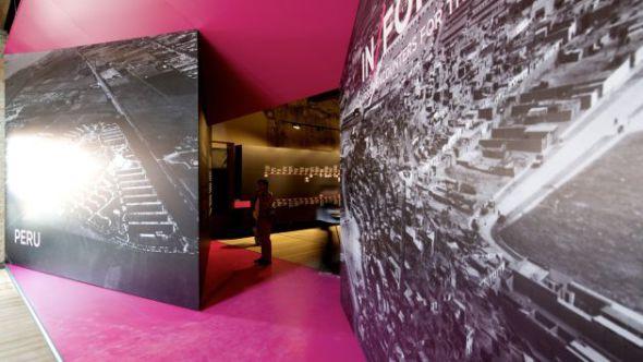 Cemento y tradición. Perú en la Bienal de Venecia