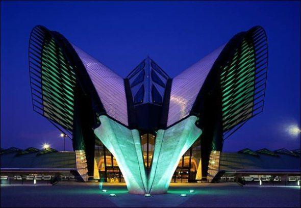 Luz y sombra del arquitecto Santiago Calatrava