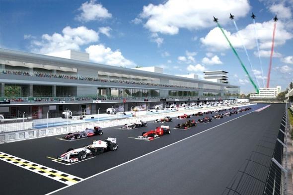 Así quedó el Autódromo Hermanos Rodríguez rumbo a GP de F1
