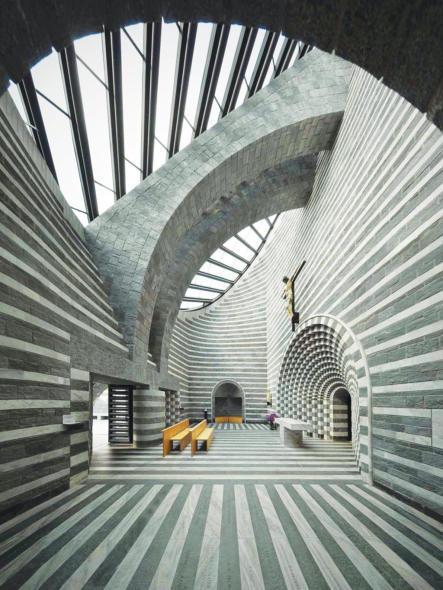 Nuestras obras persisten más allá de la vida del arquitecto. Mario Botta
