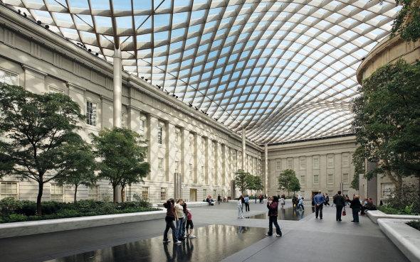 El edificio más noble de Foster and Partners