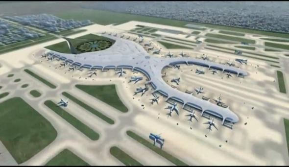 NAICM Nuevo Aeropuerto de la Ciudad de México es de clase mundial. Fernando Romero