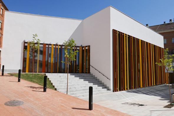 Primera biblioteca de España con consumo de energía mínimo