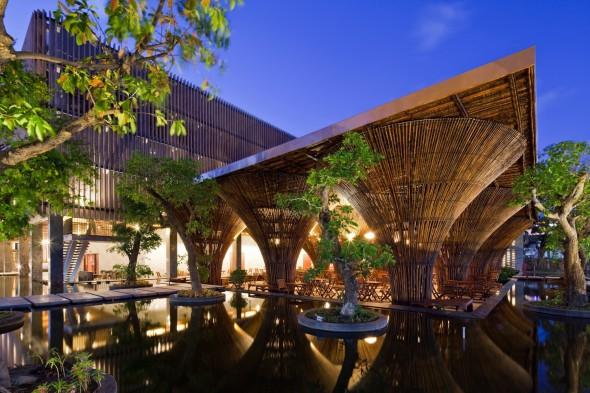 Bambú. La revolución del acero verde en la construcción