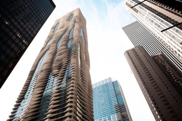 La torre más alta del mundo diseñada por una mujer