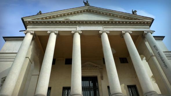 Andrea Palladio el arquitecto del amor a las columnas