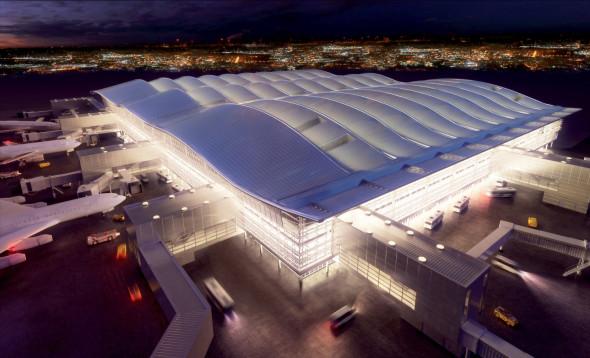 Luis Vidal, el arquitecto que transforma aeropuertos