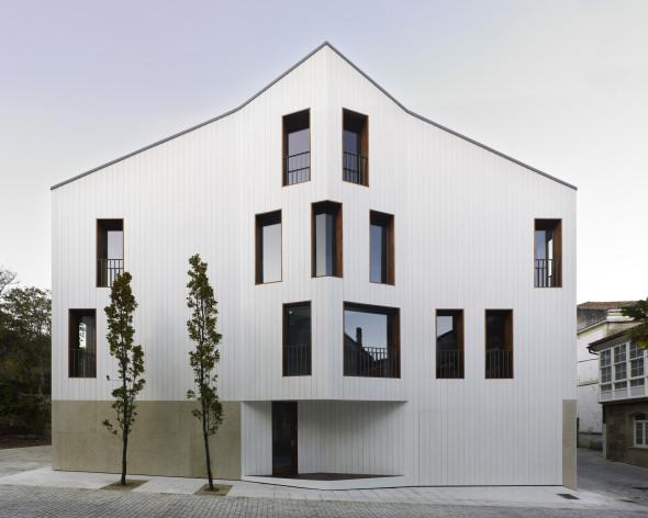 Rehabilitación de garaje gana premio de arquitectura