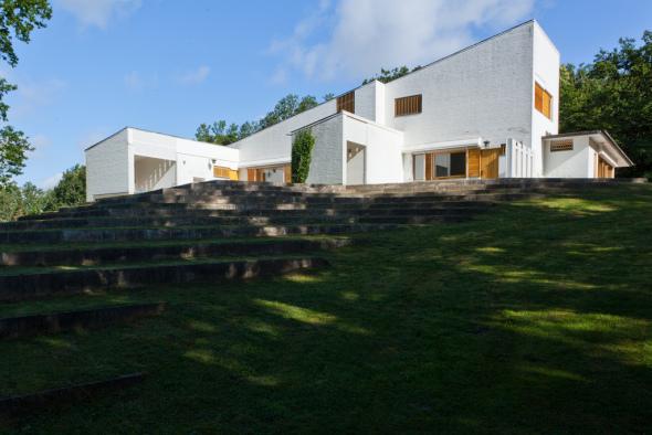 Alvar Aalto. Maestro del Movimiento Moderno