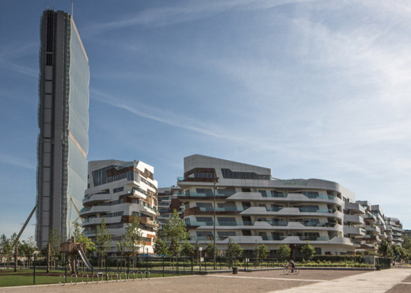 Zaha Hadid, Arata Isozaki y Daniel Libeskind unen fuerzas en Milan