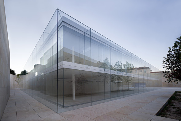 Alberto Campo Baeza gana el Premio Internacional de Arquitectura