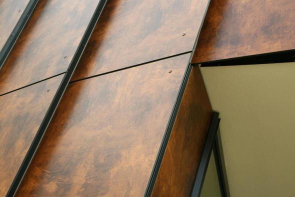 Placas Naturales en fachadas y exteriores. Placas Naturals de Trespa