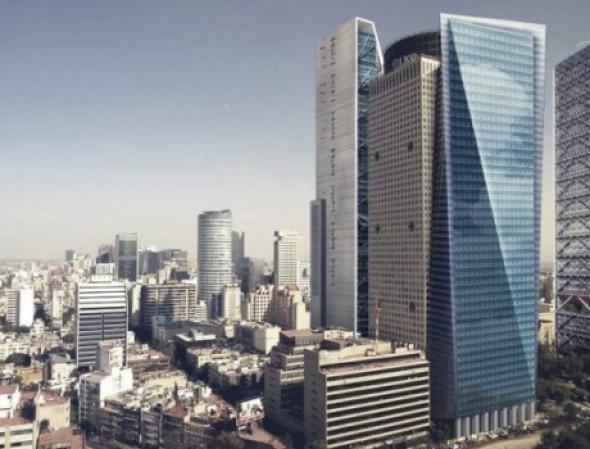 La altura genérica. El boom de rascacielos en México