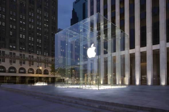 Cómo surgieron y se hacen las icónicas tiendas de vidrio de Apple